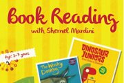 Book Reading with Shernel Mardini