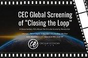 """CEC (Lebanon) Global Screening of """"Closing The Loop"""""""