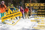 SNOWSHOEING Barouk Cedar Reserve with LEBANON OUTDOOR ACTIVITIES