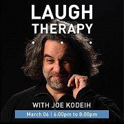 LAUGH THERAPY with JOE KODEIH