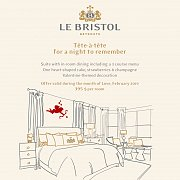 Tête à Tête  for a Month to Remember at Le Bristol Hotel Beirut