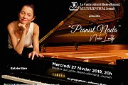 Painist Nada in Concert