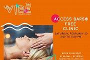 Access Bars Free Clinic