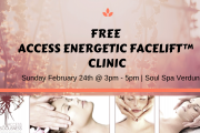 Free Access Energetic Facelift™ Clinic