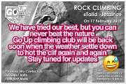 Rock Climbing at Taiid - Jezzine