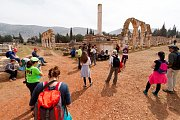 Hiking at ANJAR with DALE CORAZON