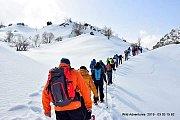 Arez - Bkaa Kafra Snowsheoing with Wild Adventures
