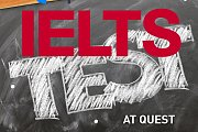 Prepare for the IELTS Exam and Register at QUEST