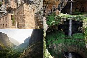 Bcharre - Qadisha Valley - Cedars Forest - Baatara Waterfall with Zingy Ride