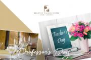 Teacher's Day at Regency Palace Hotel