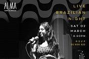 Live Brazilian Night Ft Xango Band!