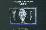 VETO - Art Exhibition by Thaer Maarouf