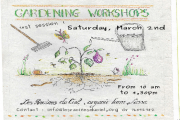 Gardening Workshop at Les Racines du Ciel