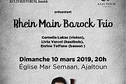 Rhein Main Barock Trio