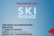 Winter Packages at The Smallville Hotel