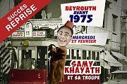 Beyrouth Avant 1975 (Succès Reprise)