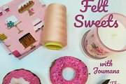 Felt Sweets at Alwan Salma