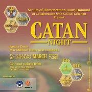 CATAN Night