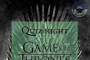 Game of Thrones Quiz Night at Blue Vinyl