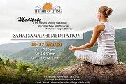 Sahaj Samadhi Meditation Course - Ainab