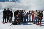 Snowshoeing in Laqlouq with Baldati