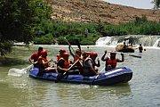 Al Assi Rafting with Vamos Todos