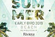 Early Bird Beach Membership