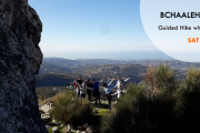 Bchaaleh Hike - Guided Hike with Living Lebanon