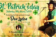St. Patrick's Day at Guitar studio & Co