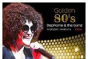 The Golden Eighties with Stephanie & the Band @bloom