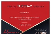 Bloom Tuesday Formula with Cedric