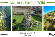 Mothers Going Wild with Wild Explorers