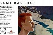 Art Exhibition Batroun, from Sea to Mountains