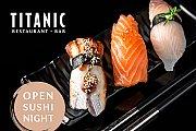 Open Sushi Night - Thursday at Le Royal Hotel