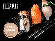 Open Sushi Night - Thursday at Le Royal Hotel