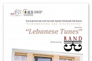 """Lebanese Tunes"" Performed by RAND"