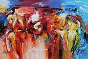 INFORMAL PAINTINGS- MISSAK TERZIAN - Art Exhibition