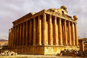 Baalbeck City Of The Sun with Mira's Guided Tours