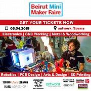 Lebanon's First Maker Faire!