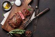 Steak Night every Thursday at Hemingway's