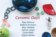 Opening of Ceramic Days April 4 (6-9 pm)