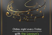 Oldies Night with Pierre & Liliane Layoun