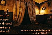Unlocked Lebanon - escape the Grand Master's Palace