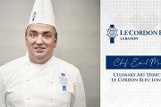 Chef Emil Minev in Lebanon