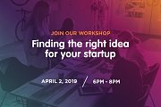 Finding the Right idea for your startup Workshop at S17 powered by I Have Learned Academy