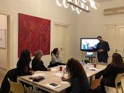 Public Speaking at Skillz Beirut