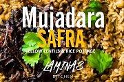 Mujadara Safra - Cooking Class