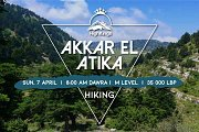 Akkar el Atika Hike - HighKings