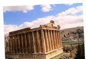 Tour in  Baalbeck, Zahle & Ksara with Byblos & Beyond