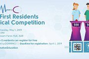 The First Residents Medical Competition (RMC1)